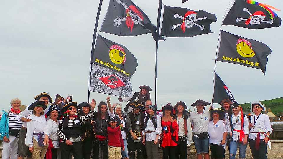 Pirates Day at West Bay